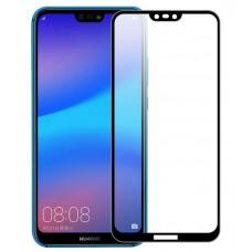 Защитное стекло для Huawei P20 Lite - 3D Full Glue