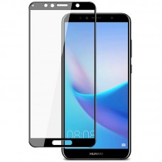 Защитное стекло для Huawei Y6 Prime (2018) - 3D Full Glue