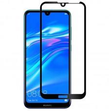Защитное стекло для Huawei Y7 (2019) - 3D Full Glue