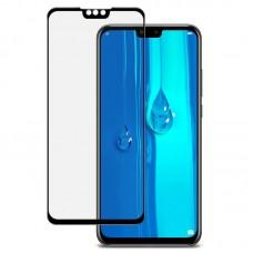 Защитное стекло для Huawei Y9 (2019) - 3D Full Glue