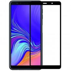 Защитное стекло для Samsung Galaxy A7 (2018) - 3D Full Glue