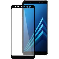 Защитное стекло для Samsung Galaxy A8 Plus (2018) - 3D Full Glue