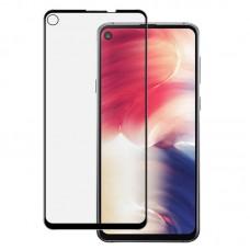 Защитное стекло для Samsung Galaxy A8s (2019) - 3D Full Glue