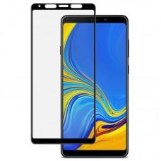 Защитное стекло для Samsung Galaxy A9 (2018) - 3D Full Glue