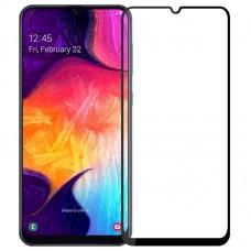 Защитное стекло для Samsung Galaxy A50 (2019) - 3D Full Glue
