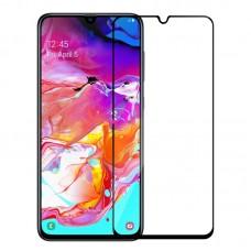 Защитное стекло для Samsung Galaxy A70 (2019) - 3D Full Glue