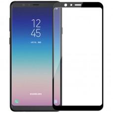 Защитное стекло для Samsung Galaxy A9 Star (2018) - 3D Full Glue