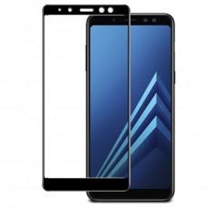 Защитное стекло для Samsung Galaxy A8 (2018) - Full Screen