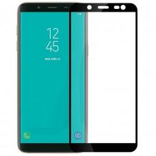 Защитное стекло для Samsung Galaxy J8 (2018) - 3D Full Glue