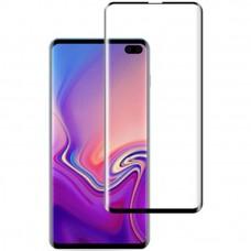 Защитное стекло для Samsung Galaxy S10 Plus (2019) - 3D Full Glue
