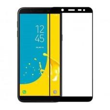 Защитное стекло для Samsung Galaxy J6 (2018) - 3D Full Glue