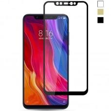 Защитное стекло для Xiaomi Mi 8 - 3D Full Glue