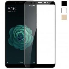 Защитное стекло для Xiaomi Mi A2 - 3D Full Glue