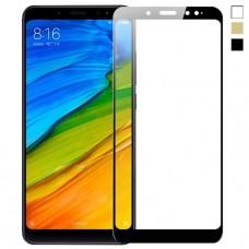Защитное стекло для Xiaomi Redmi Note 5 - 3D Full Glue