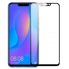Защитное стекло для Huawei Nova 3i - 5D Full Glue (круглые края)