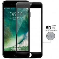 Защитное стекло для iPhone 6/6s - 5D Full Glue (круглые края)