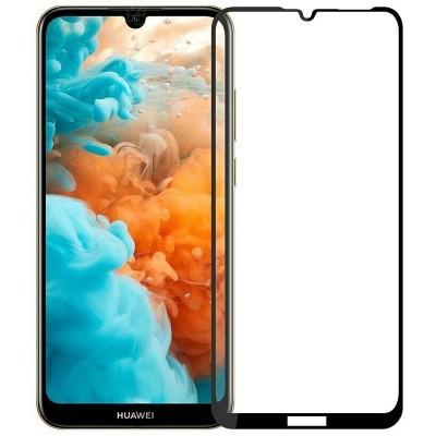 Защитное стекло для Huawei Y6 (2019) - 3D Full Glue