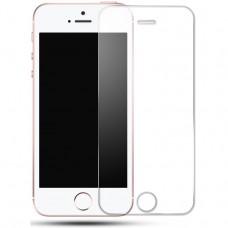 Защитное стекло для iPhone 5/5s/SE - прозрачное