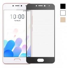Защитное стекло для Meizu M5с - Full Screen