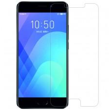 Защитное стекло для Meizu M6 Note - прозрачное