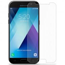 Защитное стекло для Samsung Galaxy A3 (2017) - прозрачное