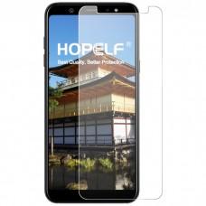 Защитное стекло для Samsung Galaxy A6 (2018) - прозрачное