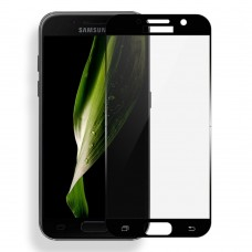 Защитное стекло для Samsung Galaxy A7 (2017) - 3D Full Glue