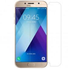Защитное стекло для Samsung Galaxy A7 (2017) - прозрачное