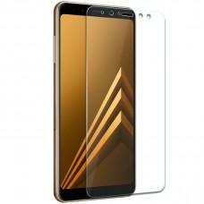 Защитное стекло для Samsung Galaxy A8 (2018) - прозрачное