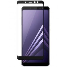 Защитное стекло для Samsung Galaxy A8 Plus (2018) - Full Screen