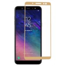 Защитное стекло для Samsung Galaxy A6 (2018) - Full Screen