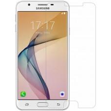 Защитное стекло для Samsung Galaxy J7 Prime - прозрачное