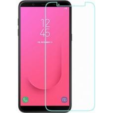 Защитное стекло для Samsung Galaxy J8 (2018) - прозрачное