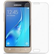 Защитное стекло для Samsung Galaxy J1 (2016) - прозрачное