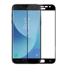Защитное стекло для Samsung Galaxy J3 (2017) - 3D Full Glue