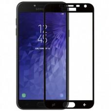 Защитное стекло для Samsung Galaxy J4 (2018) - 3D Full Glue