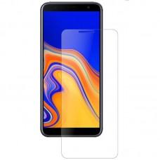 Защитное стекло для Samsung Galaxy J6 Plus (2018) - прозрачное