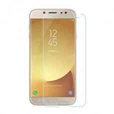 Защитное стекло для Samsung Galaxy J7 (2017) - прозрачное