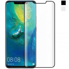 Защитное стекло для Huawei Mate 20 Pro - 5D Full Glue (круглые края)