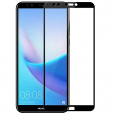 Защитное стекло для Huawei Y7 Prime (2018) - Full Screen