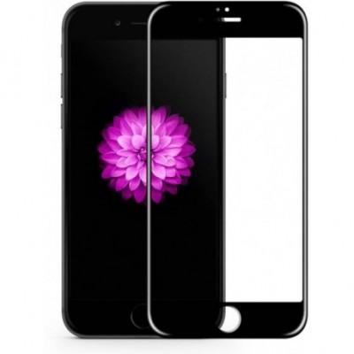 Защитное стекло для iPhone 6/6s Plus - 5D Full Glue (круглые края)