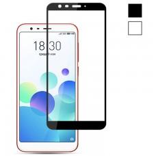 Защитное стекло для Meizu M8c - Full Screen