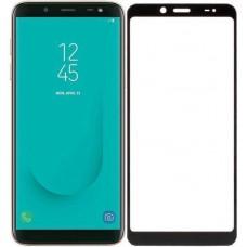 Защитное стекло для Samsung Galaxy A9 Star Lite (2018) - 3D Full Glue