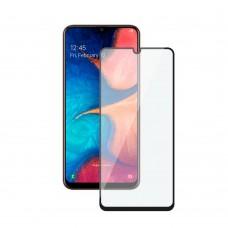 Защитное стекло для Samsung Galaxy A20 (2019) - 3D Full Glue